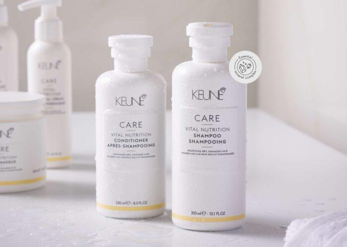 page hero 1920x1420 medium-Keune-Care-Vital-Nutrition-Shampoo-Conditioner-Lifestyle-v2-API1